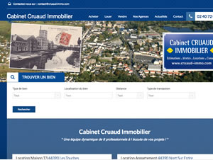 Cruaud Immobilier